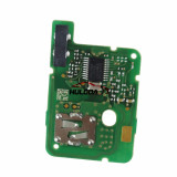 original For Renault 3 button remote key with PCF7961M(HITAG AES)chip 434mhz