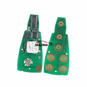 For Chrysler Aftermarket Keyless Go remote key with 433mhz PCF7945 chip IYZ-C01C FCCID:56046736AA