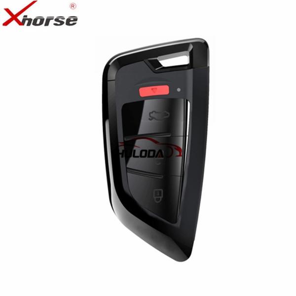 XHORSE Universal KNIFE style flip Wired Remote  XSKF21EN for VVDI Key Tool VVDI2