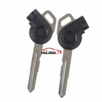 Yamaha motorcycle key right blade