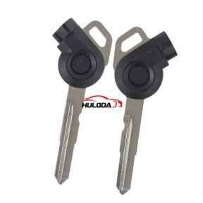 Yamaha motorcycle key right blade