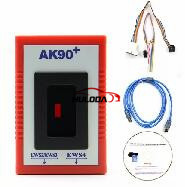 AK90 Plus key Programmer V3.19 AK90+ OBD2 Car Key Programmer CAS/EWS Key Chip from 1995-2009 Year Car Key Programming Tool