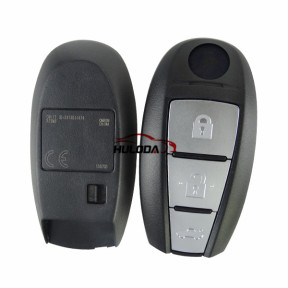 Original Smart 3 button remote key with 47 chip (HITAG3) with 433MHZ CMIIT ID:2013DJ1474 R79M0