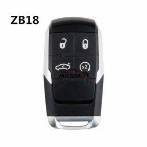 KEYDIY  ZB18 4 button Remote  smart key for KD-X2