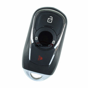 For  Buick style ZB22 3 button  smart remote key used for KD-X2 generate