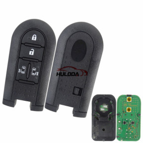 original ForToyota for Daihatsu  4 button remote key with 315MHZ  with hitag3 PCF7953 47 chip