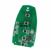Original For Ford 4 button keyless remote key with 434mhz  HS7T-15K601-CB  FCCID:M3N-A2C93142400 for Ford F-Series 2015-2017