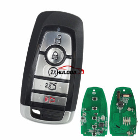 For Ford Car Remote Key with  434mhz HITAG PRO,M3N-A2C93142600 for Ford  2017 2018 Expedition Explorer 2018 2019 Car Keys
