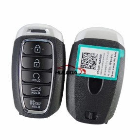 For Hyundai 5 button  keyless remote key with 434mhz  95440-AA000 FCC:NYOMBEC5FOB2004 IC:3109A-MBEC5FOB204