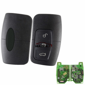For Ford 3 button original remote key with 433mhz 5L17 01  3M5T-15K601-EA