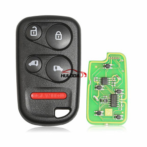 Xhorse VVDI XKHO04EN  Universal Wired Remote For Honda Type
