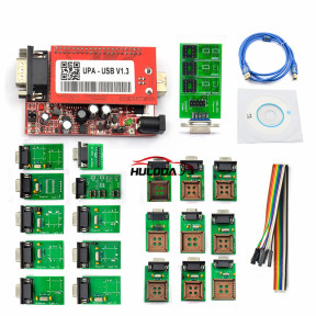 Lonsdor UPA-USB V1.3 main unit ECU Chip Tunning UPA USB with 1.3 eeprom adapter ECUprogrammer