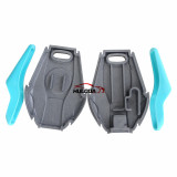 universal  transponder key shell or BMW Style, can put all DIY blade