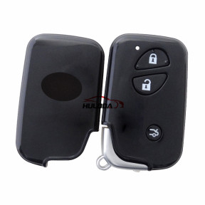 For BYD 3 buttom Smart  remote key with  46 PCF 7952 chip with 315mhz
