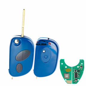 ForMaserati 3 button remote key with 434mhz with ID48 chip