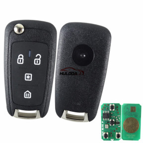 positron 4 button remote key with 433mhz with IC300 Model used in brazil