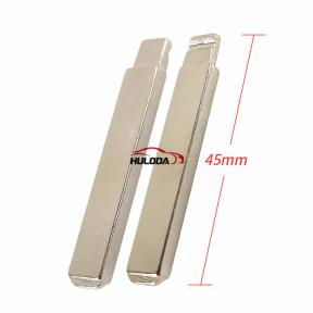 For peugeot  508  flip remote key blade VA2 &307 blade