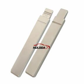 For 156#   Key blank Flip car key blade for KD remote VVDI XHorse Remote
