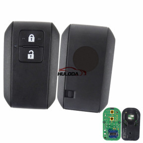 Original for Suzuki 2 button remote key with 434mhz PCF7953 HITAG 47 chip R53R0 743G44