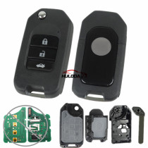 For Honda 3 Button Remote Key Shell  used for  Hon-RK-08A