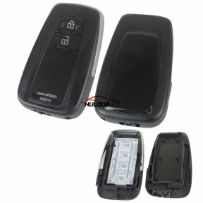 2 button remote key shell,used for all VVDI remote PCB, for Toyota remote ,for Lexus remote