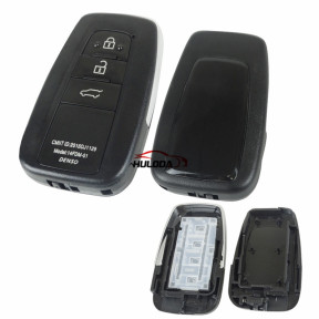 3 button remote key shell SUV button ,used for all VVDI remote PCB, for Toyota remote ,for Lexus remote