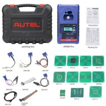 Autel XP400 PRO Key and Chip Programmer Can Be Used with Autel IM508/ IM608/IM100/IM600