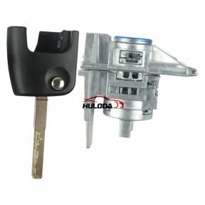Fiesta car lock left door lock