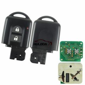 Original Keyless Remote key 2Button 433MHz PCF7936 Chip for Nissan X-trail Qashqai Pathfinder