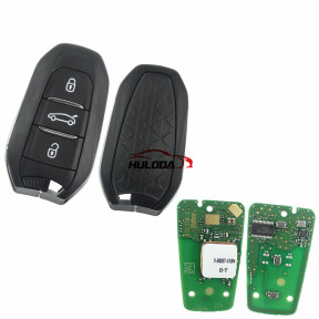 Original For Citroen DS smart remote key  434mhz with (HITAG AES) 4A chip