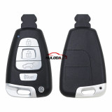 For Hyundai keyless go 4 button remote key with 433mhz PCF7952A chip,for Hyundai Veracruz 2007-2012 FCC:SY5SVISMKFNA04 P/N:95440-3J500