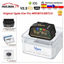Vgate iCar Pro ELM327 OBD2 Scanner Auto Tools OBD 2 WIFI Bluetooth-Compatible 4.0 For IOS ODB2 Car Diagnostic PK ELM 327 V 1 5