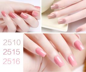 Rosalind 7ml Pink Color Series Nail Gel