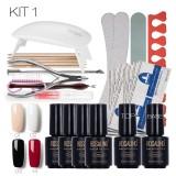 Rosalind 7ml Nail Kits 17PCS/LOT