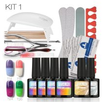 Rosalind10ML Manicure Set Gel Kit