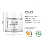 Rosalind 10ML Dip Powder Dipping Powder For Nail Art