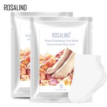 Rosalind 2 Pack Rose Exfoliating Foot Mask