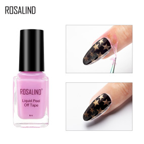 Rosalind 6ML Nail Latex Peel Off Tape