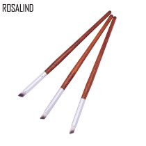 Rosalind 3PCS Nail Brush Pen
