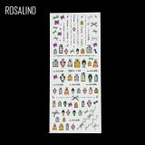 Rosalind Chrismas Water Decal Nail Sticker