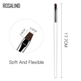 Rosalind Ombre Gradient Nail Brush