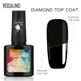 Rosalind 10ML Diamond Top Coat