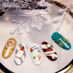 Rosalind 10ML Winter Christmas Nail Set