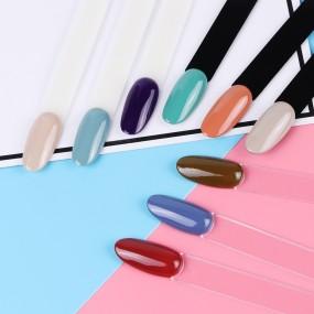 Rosalind False Tips Color Card Nail Display Tools