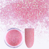 Rosalind 10g Glitter Purple Pink Nail Powder