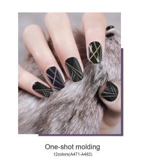 Rosalind 5ML Metal Spider Gel