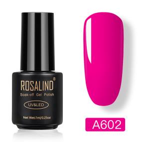 Rosalind 7ML Summer Neon Nail Gel