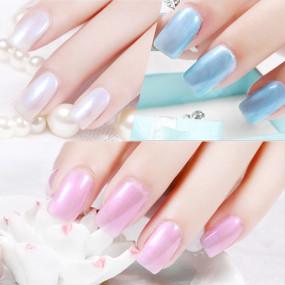 Rosalind 10ml Pearl Nude Color Nail Gel