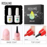 Rosalind 15ML 2Pcs Kit Base&Top Coat