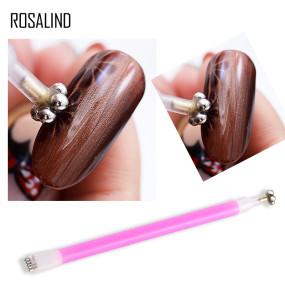 Rosalind Cat Eye Flower Magnetic Stick Tool